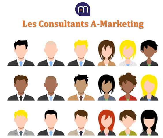 Les consultants A MARKETING