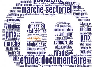 Etude documentaire communication  :  stratégie marque et positionnement